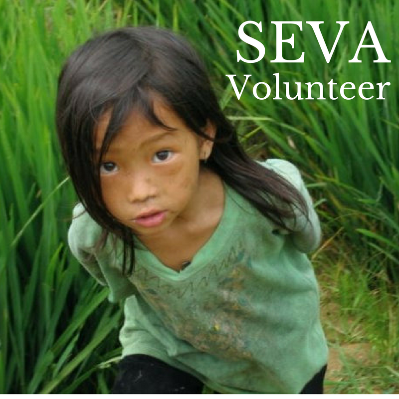 Be a SEVA Volunteer